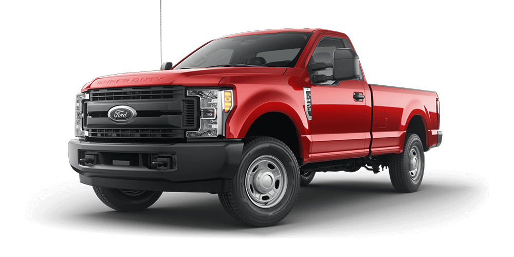 2018 Ford Super Duty Color