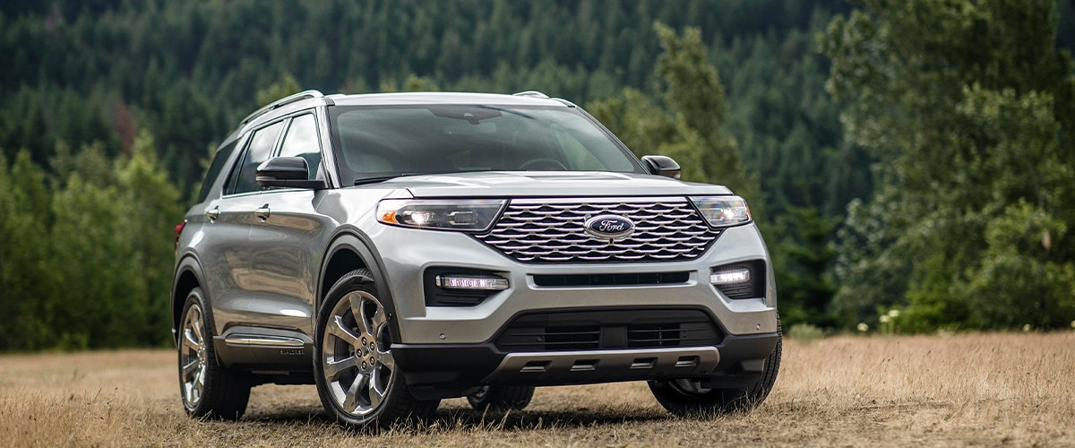 Dean Arbour Ford >> New Ford Explorer Tawas City Mi Dean Arbour Ford Of Tawas Inc