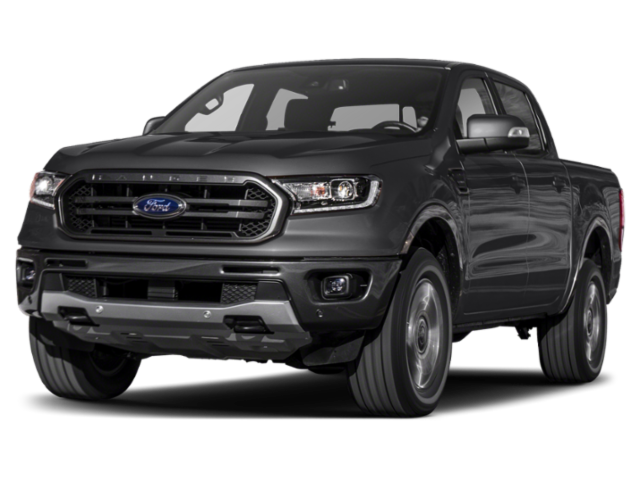 2019 Ford Ranger XLT 2WD SuperCrew 5' Box