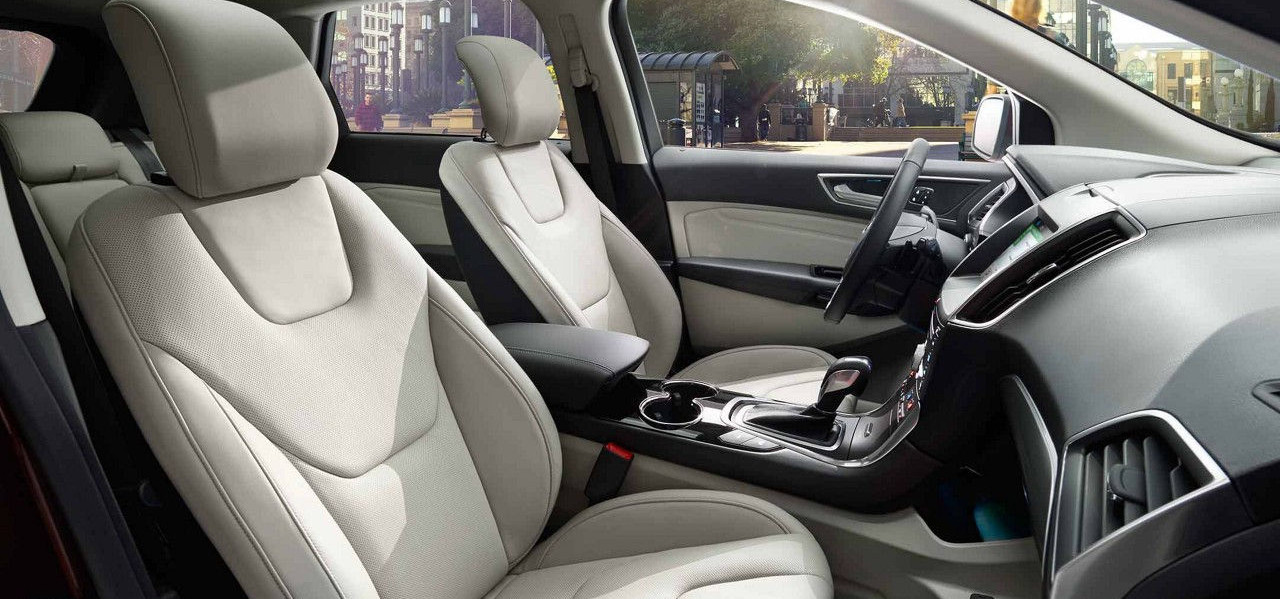 2018 Ford Edge Interior Passenger And Cargo Space Features