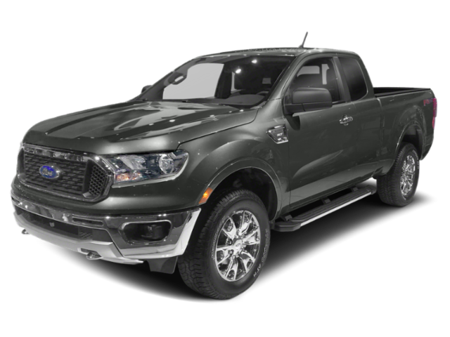 2019 Ford Ranger XL 2WD SuperCab Pickup