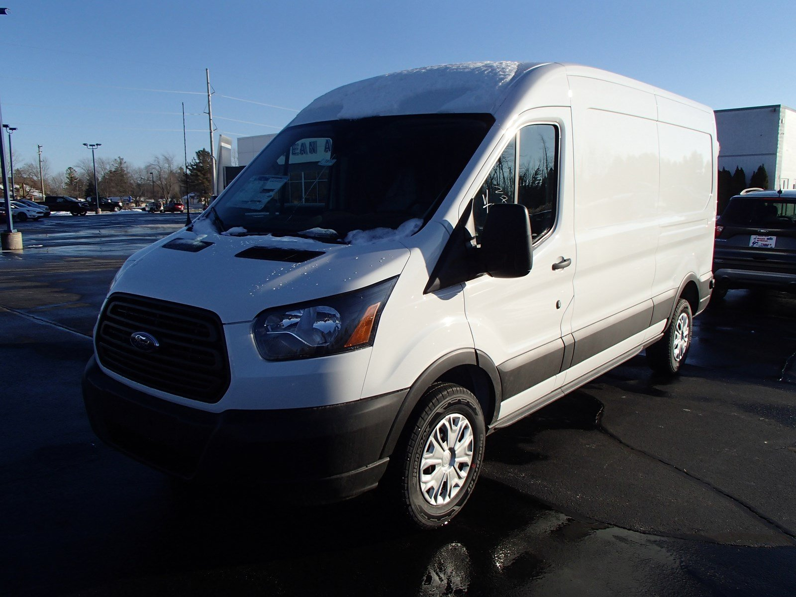 2019 Ford Transit Van Van Medium Roof Cargo Van