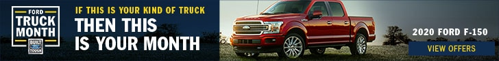 Truck Month! Save On New Ford Trucks