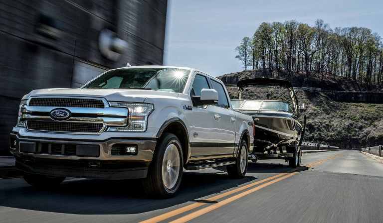 Dean Arbour Ford >> 2018 Ford F-150 Towing Details | Dean Arbour Ford of Tawas