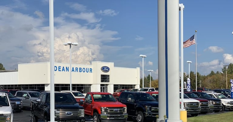 Dean Arbour Ford >> Dean Arbour Ford Of West Branch New 2019 Ford Dealer In