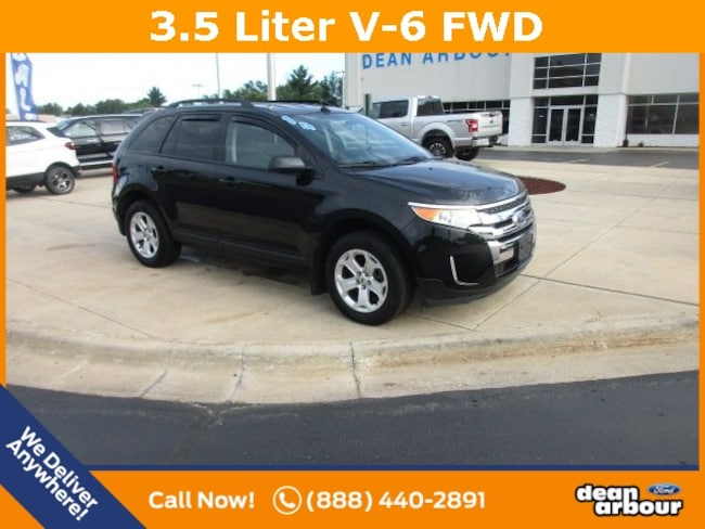 Used 2014 Ford Edge SEL SUV in West Branch, MI
