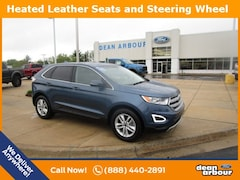 Used 2018 Ford Edge SEL SUV in West Branch, MI