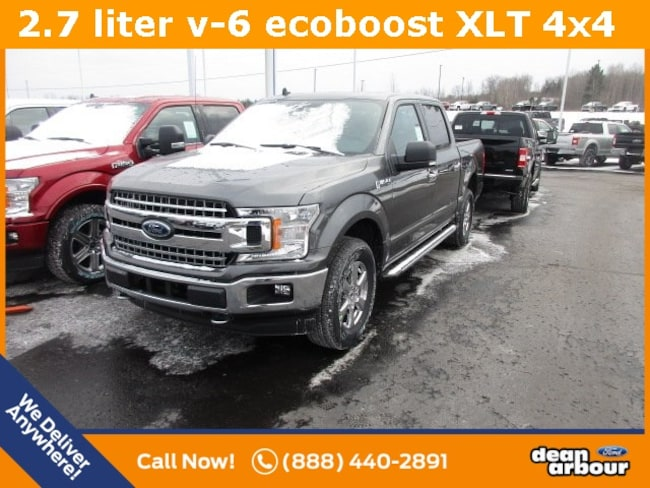 New 2019 Ford F-150 XLT Truck in West Branch, MI