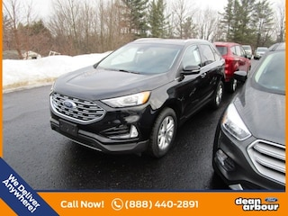 New 2019 Ford Edge SEL SUV N5820 in West Branch, MI