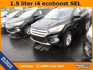 New 2018 Ford Escape SEL SUV in West Branch, MI
