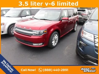 New 2019 Ford Flex Limited SUV N5485 in West Branch, MI