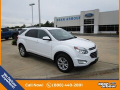 Used 2017 Chevrolet Equinox LT SUV in West Branch, MI