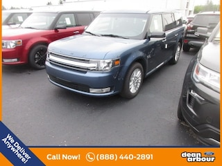 New 2019 Ford Flex SEL SUV N5138 in West Branch, MI