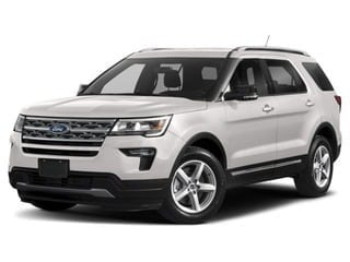 New 2019 Ford Explorer Limited SUV N5823 in West Branch, MI