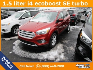 New 2019 Ford Escape SE SUV N5558 in West Branch, MI