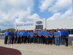 Dean Arbour Ford >> Meet The Dean Arbour Ford Of West Branch Staff New Ford Sales