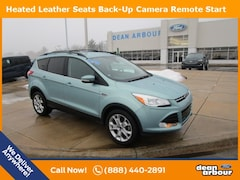 Used 2013 Ford Escape SEL SUV U1278 in West Branch, MI