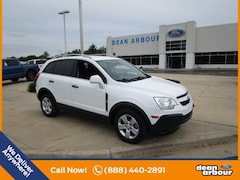 Used 2013 Chevrolet Captiva Sport 2LS SUV in West Branch, MI