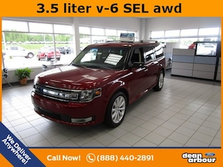 New 2019 Ford Flex SEL SUV in West Branch, MI