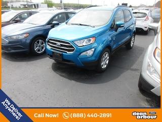 New 2018 Ford EcoSport SE SUV N5017 in West Branch, MI
