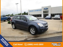 Used 2013 Chevrolet Equinox LS SUV in West Branch, MI
