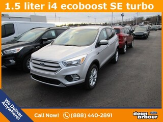 New 2019 Ford Escape SE SUV N5608 in West Branch, MI