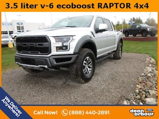 New 2018 Ford F-150 Raptor Truck in West Branch, MI