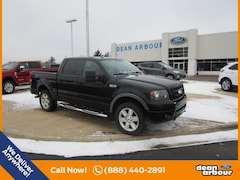 Used 2008 Ford F-150 FX4 Truck U1207 in West Branch, MI