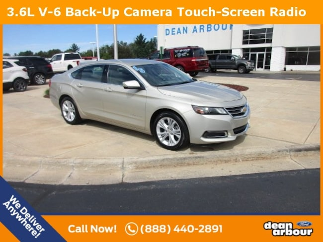 Used 2015 Chevrolet Impala LT Sedan in West Branch, MI