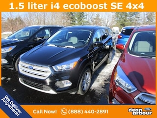 New 2019 Ford Escape SE SUV N5660 in West Branch, MI