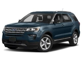 New 2019 Ford Explorer XLT SUV N5818 in West Branch, MI