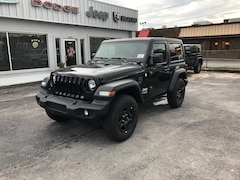 New 2018 Jeep Wrangler SPORT 4X4 Sport Utility in Bainbridge, GA