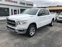2019 Ram 1500 BIG HORN / LONE STAR CREW CAB 4X4 5'7 BOX Crew Cab in Bainbridge, GA