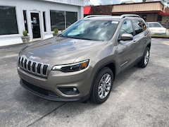New 2019 Jeep Cherokee LATITUDE PLUS FWD Sport Utility in Bainbridge, GA
