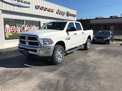 New 2018 Ram 2500 TRADESMAN CREW CAB 4X4 6'4 BOX Crew Cab in Bainbridge, GA
