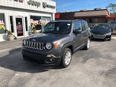 New 2018 Jeep Renegade LATITUDE 4X2 Sport Utility in Bainbridge, GA