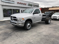 New 2018 Ram 3500 TRADESMAN CHASSIS REGULAR CAB 4X4 143.5 WB Regular Cab in Bainbridge, GA