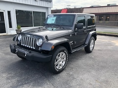 New 2018 Jeep Wrangler JK SAHARA 4X4 Sport Utility in Bainbridge, GA
