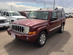 Used 2008 Jeep Commander Limited SUV for sale in South Sioux City