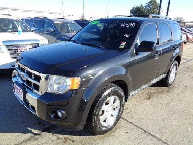 2011 Ford Escape Limited SUV