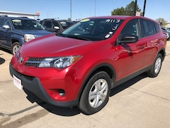 Used 2015 Toyota RAV4 LE (A6) SUV for sale in South Sioux City