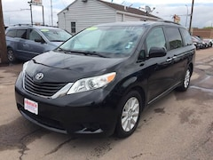 Used 2011 Toyota Sienna LE Van for sale in South Sioux City