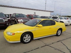 Used 2002 Chevrolet Monte Carlo for sale in South Sioux City