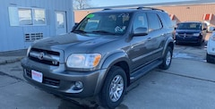 Used 2005 Toyota Sequoia SR5 V8 SUV for sale in South Sioux City