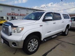 Used 2012 Toyota Tundra Limited 5.7L V8 w/FFV CrewMax 4x4 Truck CrewMax for sale in South Sioux City