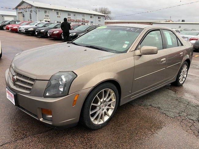 2007 CADILLAC CTS Base 4dr Sedan (3.6L V6) Sedan
