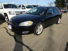 Used 2011 Chevrolet Impala LTZ Sedan for sale in South Sioux City