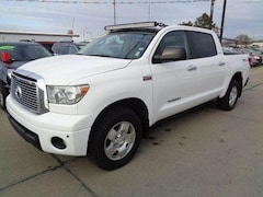 Used 2010 Toyota Tundra Limited 5.7L V8 w/FFV Truck Crew Max for sale in South Sioux City