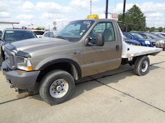 Used 2002 Ford F-250 XL 2dr Standard Cab 4WD LB Truck Regular Cab for sale in South Sioux City