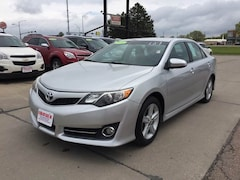 Used 2012 Toyota Camry Sedan for sale in South Sioux City